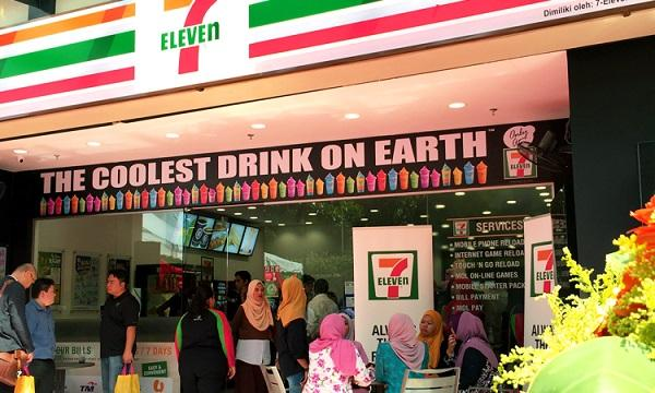 7-Eleven Malaysia gross profit up by 8 5% in H1 2019