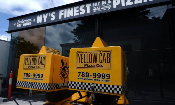 Malaysia Unveils Garlic Habanero Flavoured Chicken A Yellow Cab Philippines Reveals Five New Boroughs Pizzas