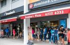 Domino\'s Japan leads int\'l operations with 13.6% increase in sales