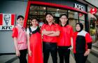 KFC Singapore collaborates Thomas Wee to launch brand-new staff uniforms