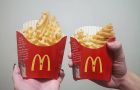 McDonald\'s waffle fries hit it big in Singapore