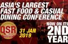 4FINGERS\' Dave Acton, Mad Mex\'s Clovis Young to speak on their brands\' partnership at the QSR Media Asia Conference and Awards 2019
