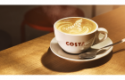 Costa Coffee\'s new goal: 1,200 stores in China by 2022