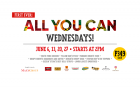 Max\'s Group launches All-You-Can Wednesdays for June