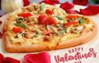 Social Media Wrap Up: Pizza Hut Singapore\'s Loveberry Pizza; Tim Hortons offers a trip to Spain; QSRs offer V-Day bundle deals