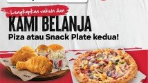 KFC, Pizza Hut operator in Malaysia encourages vaccination with new promo