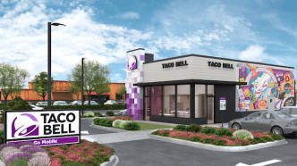 """Weekly Global News Wrap: Taco Bell to launch """"Go Mobile"""" concept; Largest U.S. Pizza Hut franchisee to close up to 300 locations; Domino's hiring spree"""