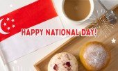 Social Media Wrap Up: QSR celebrate Singapore's National Day; Tiger Sugar's new float; Starbucks Malaysia's book drive