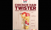 Social Media Wrap Up: Jollibee's new delivery app; KFC Singapore's Chicken Ham Twister launched; Burger King SG's 'ultimate' bundle