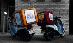 Adbox offers food delivery products